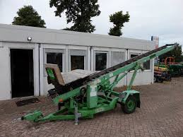 PAUS ASA 16 WH Bucket Trucks For Sale, Truck-mounted Platform ...