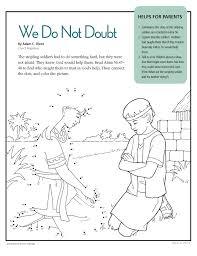 We Do Not Doubt