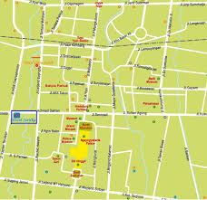 Wirobrajan Yogyakarta Map
