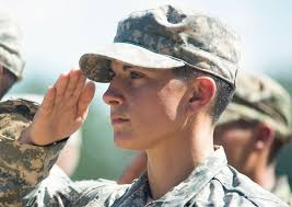 Kristen Griest One Of The First Female Soldiers Ever To Graduate Ranger School