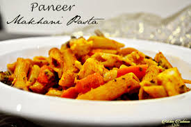 100 Makhany Whole Wheat Penne In Paneer Makhani Sauce Kitchen Endeavor