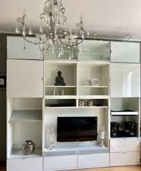 weißer ikea wohnzimmer schrank zu verschenken in bonn bad