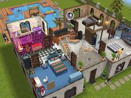 Sims Freeplay Second Floor Stairs by Idol Mansion The Sims Freeplay Wiki Fandom Powered By Wikia