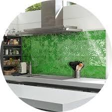 küchenrückwände glas kuenzel