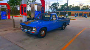 Tiny Trucks In The Dirty South — 1984 Nissan 720 Kingcab. I Suspect ...