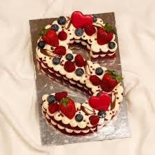 number cakes törtlifee
