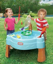little tikes fish n splash water table zulily