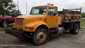 100 International 4700 Dump Truck 2000 Dump Truck Item DD3476 SOLD Nov