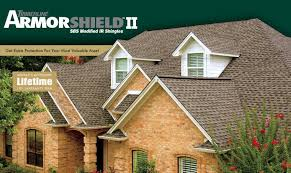 shop gaf timberline armorshield 33 33 sq ft barkwood laminated