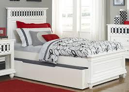 bedroom elegant white trundle beds with decorative royal velvet