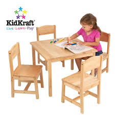 Farmhouse Kids 5 Piece Writing Table And Chair Set   For The Home ... Kidkraft Farmhouse Table And Chair Set Natural Amazonca Toys Nantucket Kids 5 Piece Writing Reviews Cheap Kid Wood And Find Kidkraft 21451 Wooden 49 Similar Items Little Cooks Work Station Kitchen By Jure Round Ding Vida Co Zanui Photos Black Chairs Gopilatesinfo Storage 4 Hlighter Walmartcom Childrens Sets Webnuggetzcom Four Multicolored