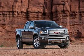 Debut: 2015 GMC Canyon - Honey, I Shrunk The Sierra! - The Fast Lane ... 2016 Gmc Canyon Chosen Best Midsize Truck Of The Year By Carscom And Chevy Slim Down Their Trucks 2015 Slt 4wd Sams Thoughts Good Things Come In Small Packages Is Ram Also Considering A Midsize Pickup Truck Revival Carbuzz Pressroom United States Diesel First Drive Review Car Driver Unveils 2017 All Terrain X New Features For Rest Its Decked Midsize Bed Storage System Hebbronville New Vehicles Sale 2018 Crew Cab Roseburg G18084