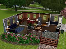 Sims 3 Big House Floor Plans by Starter Homes For Sims 3 At My Sim Realty