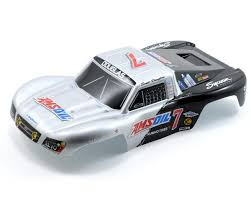 Traxxas Scott Douglas AmsOil Body (1/16 Slash) [TRA7017] | Cars ...