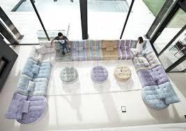 grand canapé acheter votre grand canapé d angle modulable coloré et moderne