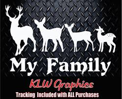 Details About My DEER Family* Vinyl Decal Sticker Car Hunting Bow ... Duramax Diesel Truck Decal Stickit Stickers Decals Hunting For A Best Resource Girls Hunt Too Only Prettier Design 1 Vinyl By Lilbitolove On Zibbet Sticker Creative Wild Running Panther Body Camo Bed Band Bushwolf Professional Pattern Supernatural Winchester Bros Saving People Things The Family Intimidator Legendary Whitetails Fuck 1080 Vinyl Decal Stickers From Hunting4art Nz Browning Deer Duck Fish Car Buck Doe Scene Rear Window Graphic Nostalgia Grim Reaper Hunter Bow Skull Bad Day Of Turns Into A Good Drking Beer