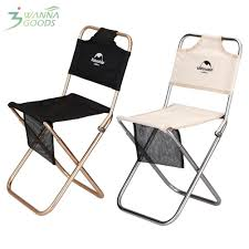 Outdoor Gear BeGrit Outdoor Folding Stool Small Chair With ...