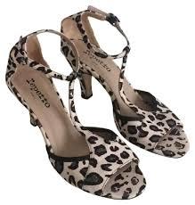 repetto t strap sandal leopard print pumps on sale 66 off