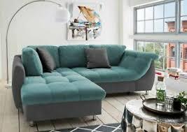 sofa petrol wohnzimmer ebay kleinanzeigen