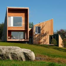 100 Mountain Home Architects Staggered Volumes Of House By KSW Architecture Frame Views