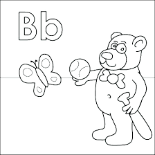 Letter C Coloring Pages For Toddlers Alphabet Coloring Pages Letter