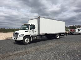 100 Pa Truck Center 2019 HINO 338 BOX VAN TRUCK FOR SALE 567464