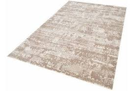 teppich casa pura rechteckig bambusteppich tibet 90x120