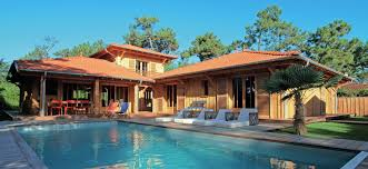 maison en bois cap ferret le charme d une villa typique cap ferret