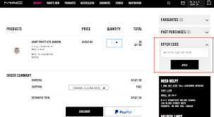 Mac Makeup Promo Code | Saubhaya Makeup Makeup Geek Promo Code 2018 Saubhaya Mac Cosmetics Coupons Shopping Deals Codes Canada January 20 50 Off Elf Uk Top Patrick Starrr Dazzleglass Lip Color Various Holiday Bonus 2019 Faqs Beauty Insider Community Theres A Huge Sale With Up To 40 Limededition Birchbox X Christen Dominique Lipstick Review Swatches