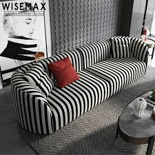 hochwertige moderne haus wohnung design gestrickte baumwoll stoffe lounge wohnzimmer sofa möbel sets buy schnitts sofa wohnzimmer möbel sofa