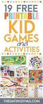 101 Free Printables For Kids Preschool ActivitiesEnglish