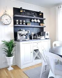 Dining Room Cabinet Ideas Build Your Own Coffee Bar Storage Ikea