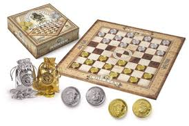 Harry Potter Gringotts Bank Checkers