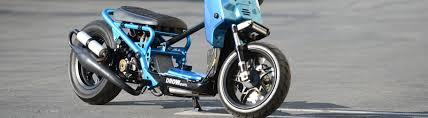 Custom Honda Ruckus Parts Accessories