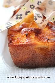 gâteau aux pommes facile les joyaux de sherazade