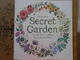 Title Page Of Secret Garden