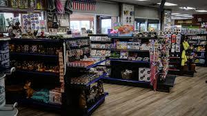 100 Tennessean Truck Stop Travel Center Interstate 65 Exit 22 Cornersville TN 37047