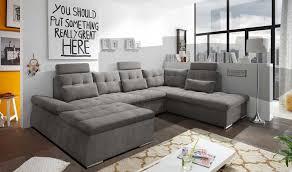 nalo wohnlandschaft 324x218 cm braun grau günstig möbel küchen büromöbel kaufen froschkönig24
