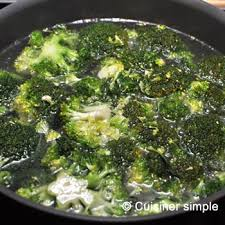 cuisiner du brocoli gratin brocoli lardons cuisiner simple