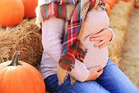 Kristins Pumpkin Patch Springfield Il by Favorite Photography Cute Couple Picture Family Maternity Shot