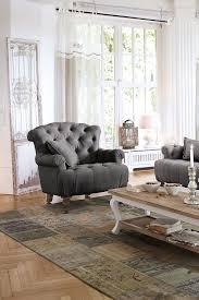 sessel springfield vintage wohnzimmer loberon coming