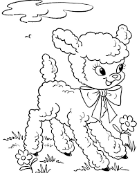 Coloring Pages For Easter Religious