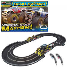 Scalextric Monster Truck Mayhem Slot Car Set Amazoncom Hot Wheels Monster Jam Launch And Smash Playset Toys Philippines Price List Scooter Cars Lego City Truck 60180 Big W Brick Wall Breakdown Track Set Shop Bigfoot Ragin Arena 2 Sets And The Log Traxxas Rc Trucks Boats Hobbytown Scalextric Mayhem Slot Car Racing Day 1 Youtube Mater Deluxe Figure Shopdisney Party Games 225pcs Twisted Tracks Fxible Assembly Neon Glow In Darkness With