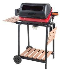 Deluxe Patio Bistro Gas Grill by Electric Grills Grills The Home Depot