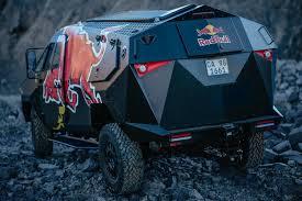 100 Redbull Truck Red Bull Defenderbased Armoured Party Truck Debuts Paul Tan Image