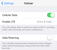 How to manage cellular data usage on your iPhone and iPad with iOS