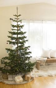 8ft Artificial Christmas Trees Uk by The Best Christmas Tree For The Environment Popsugar Home