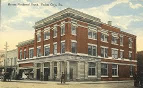 Home National Bank Union City PA
