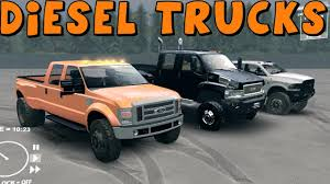 SpinTires | Dodge Ram 3500 Cummins Vs Ford F450 Powerstroke Vs GMC ... Ford F150 Tremor Vs Ram Express Battle Of The Standard Cabs Sca Performance Black Widow Lifted Trucks Dodge Srt10 Wikipedia 1500 Vs Chevy Silverado Which One Is Better 2015 27l Ecoboost Ecodiesel Speed 2018 3500 Superduty F350 Xl Compare Elko 2011 Gm Diesel Truck Shootout Power Magazine 2004 Supercrew Shdown Hot Rod Network 2017 Comparison Near Commack Ny A Chaing Of The Pickup Truck Guard Its For