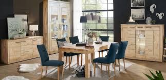 wohnzimmer esszimmer lund widleiche massiv skanmøbler